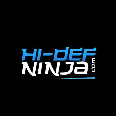 Hi-Def Ninja (@hidefninja) Twitter profile photo