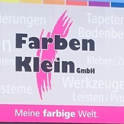 Farben Klein Gmbh At Mickyma84868091 Twitter