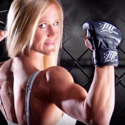 Holly Holm Nude