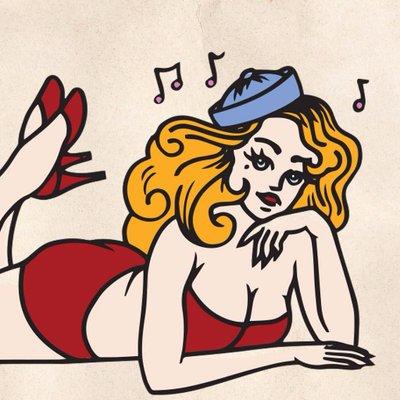 Hot mama cartoon