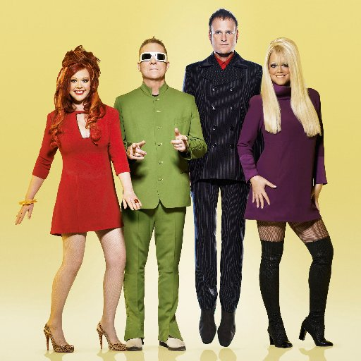 The B 52 S The B 52 S: The B-52s (@TheB52s)