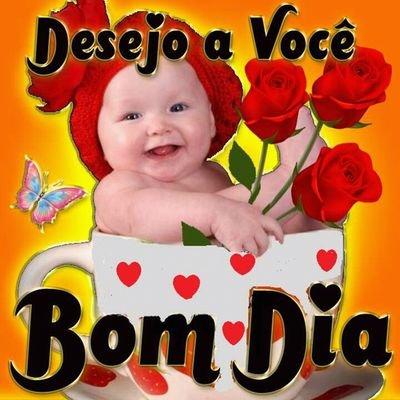Frases De Bom Dia At Carolinahinode Twitter