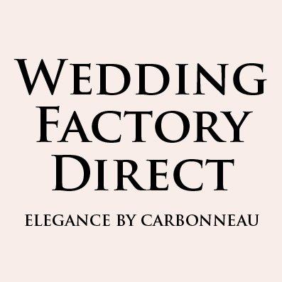 Wedding Factory Direct.Weddingfactorydirect Carbonneauwfd Twitter