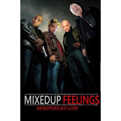 Mixed up feelings