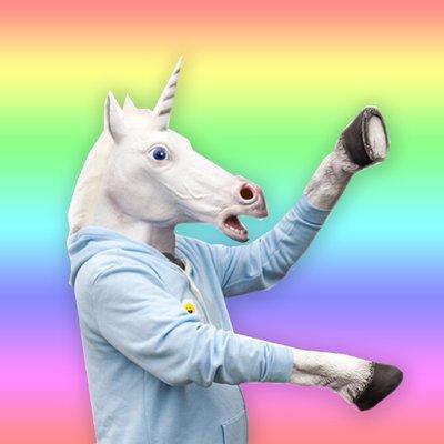 Resultado de imagem para unicornio drogado