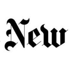 New New York Times (@NYT_first_said) Twitter profile photo