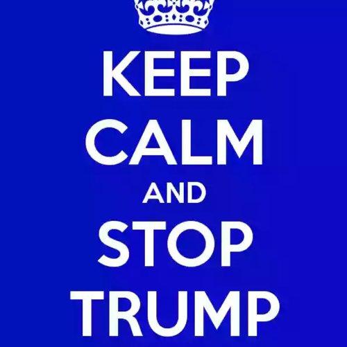 We Will Stop Trump