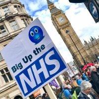 Big up the NHS