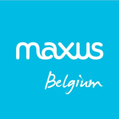 Maxus Belgium logo