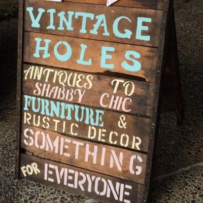 Vintage Holes