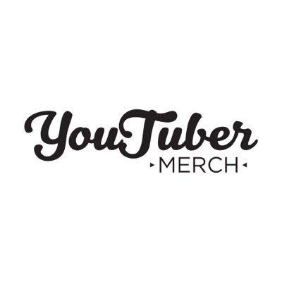 YouTuber Merch
