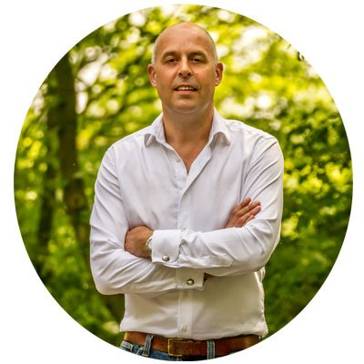 Harm Voogt, CEO Validata