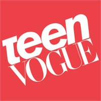 Teen Vogue twitter profile