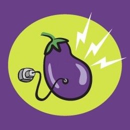 Electric Eggplant Social Profile