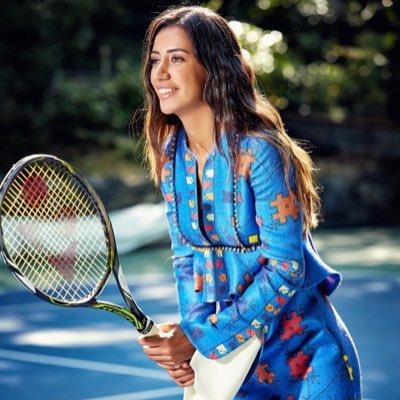Çağla Büyükakçayın Sharapova heyecanı