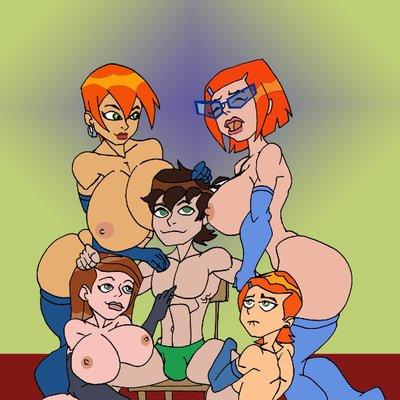 Sex porn Ben 10 gay