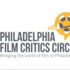Official Twitter account of the Philadelphia Film Critics Circle. Est. 2017