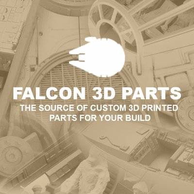 Falcon 3D Parts on Twitter:
