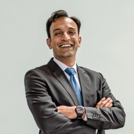 dj patil's profile