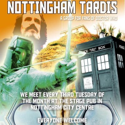 Nottingham TARDIS