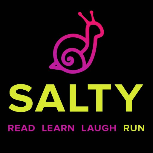 Salty Running