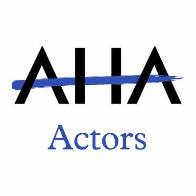 aha actors ahaactors twitter