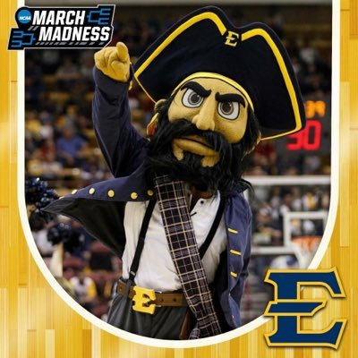 The official Twitter for Bucky, the mascot and #1 fan of the East Tennessee State University Buccaneers #ETSUBucky