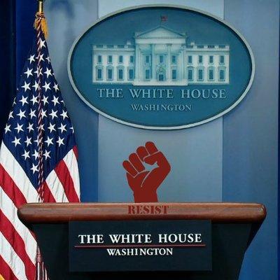 Empty White House Podium Emptywhpodium Twitter