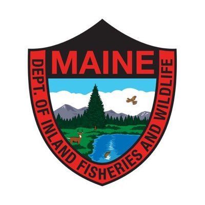 Maine fish wildlife on twitter congratulations to tom for Maine fish wildlife