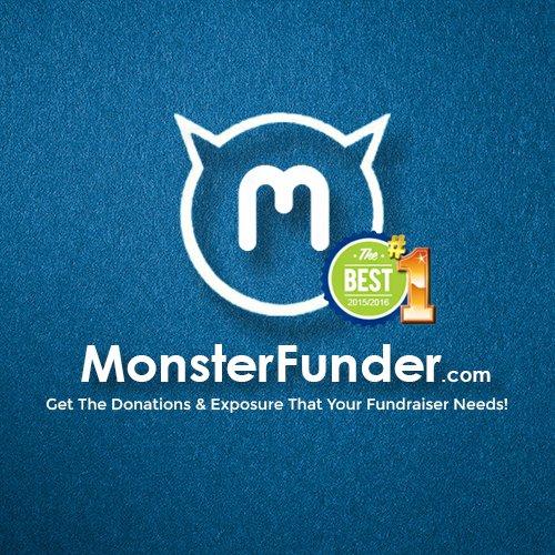 Ⓜ MonsterFunder