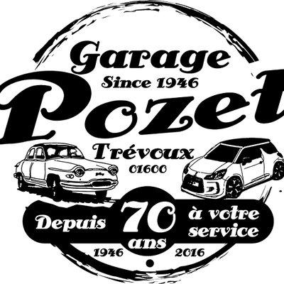 Garage Pozet Citron Garagepozet