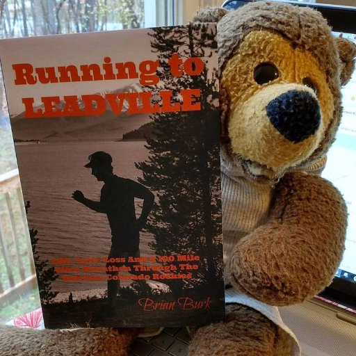 Brian's book Running to Leadville
