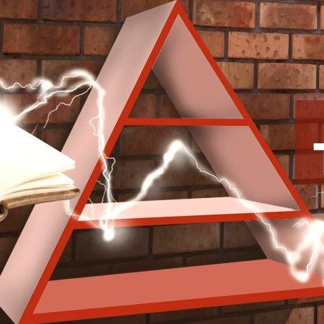 Estante Triangular