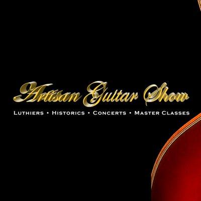 Artisan Guitar Show