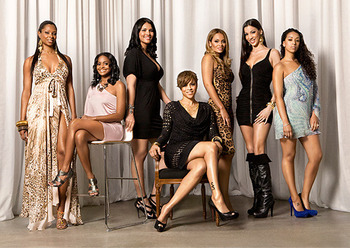 BasketballWives Social Profile
