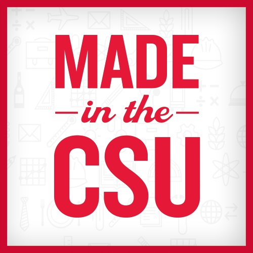 Made in the CSU