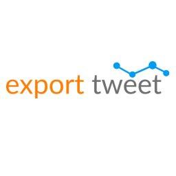 ExportTweet