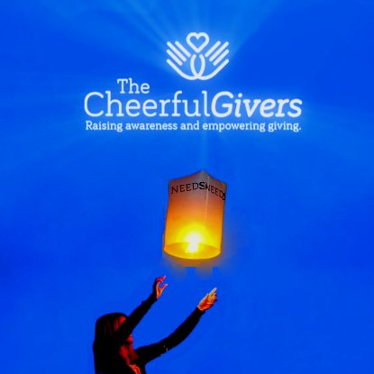 The Cheerful Givers
