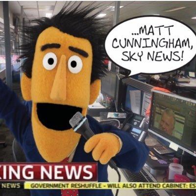 Matt Cunningham on Muck Rack