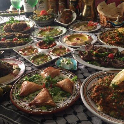 パレスチナ 料理