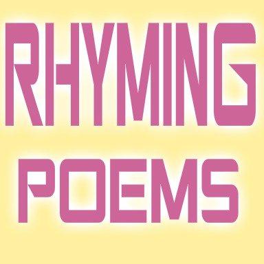 Rhyming In Poems 2
