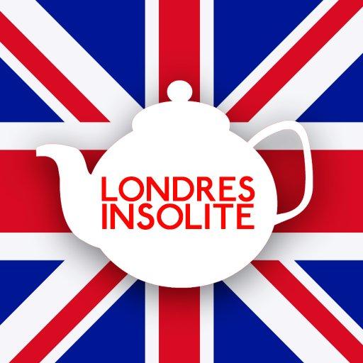 Logo de la société Londres insolite – Visites guidées en Francais