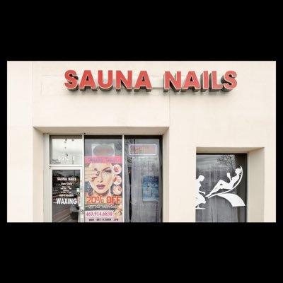 Sauna Nails