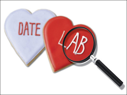 Date Lab: He likes her ... but is she really being herself? - The ...