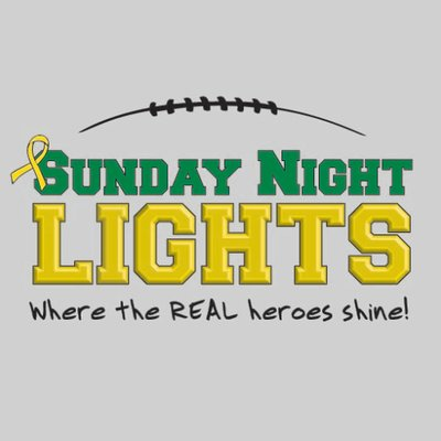 Sunday Night Lights (@SNLheroes) Twitter profile photo