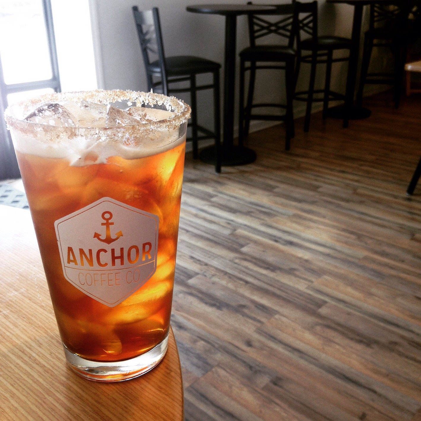 Anchor Coffee Co (@AnchorCoffeeCo )