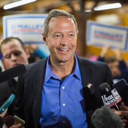 Martin O'Malley Social Profile
