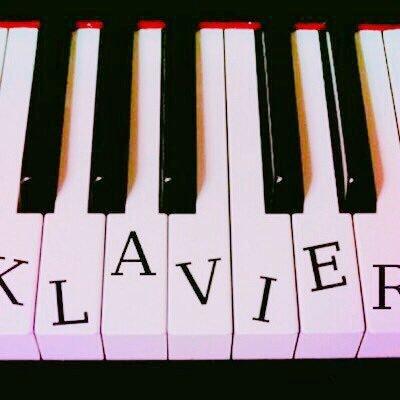 Klavier klavier piano twitter for Unblocked piano