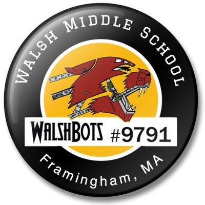 Walsh Bots Logo