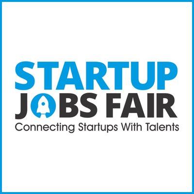 startup jobs fair startupjobevent twitter. Black Bedroom Furniture Sets. Home Design Ideas